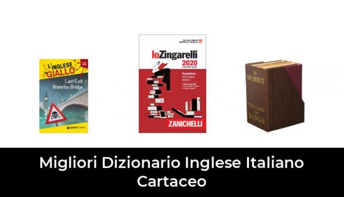 31 Migliori Dizionario Inglese Italiano Cartaceo Nel 2021 Recensioni Opinioni Prezzi