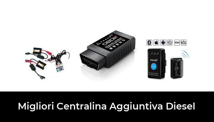 Centralina Aggiuntiva OBD2 v3 per Corsa D 1.3 CDTi 75 CV Chip Tuning Box Diesel